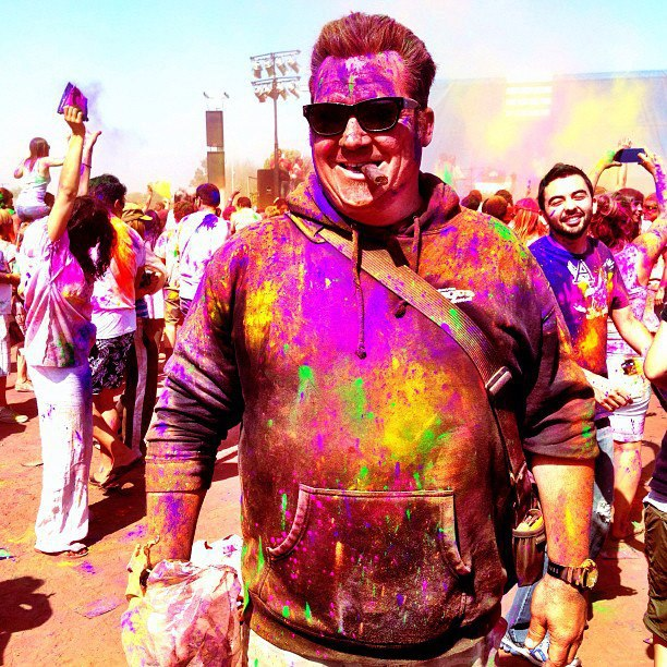 Holi Fest of Color